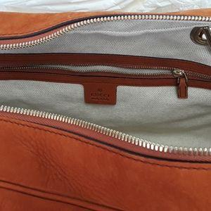 Gucci Bags - New Gucci 353126 Nubuck Soho Chain Shoulder Bag
